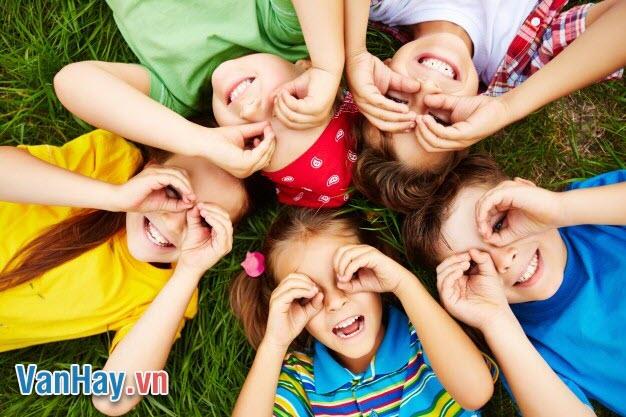 Làm gì để trẻ em hôm nay.., có mái ấm tình thương và thế giới ngày mai bớt nỗi buồn, tiếng khóc?