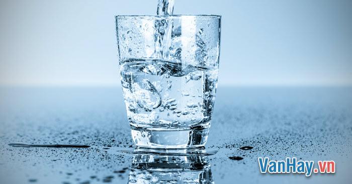 Hiện tượng vơi cạn nguồn nước sạch đối với cuộc sống của con người
