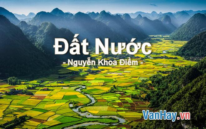 Văn phân tích: Đất Nước của Nguyễn Khoa Điềm