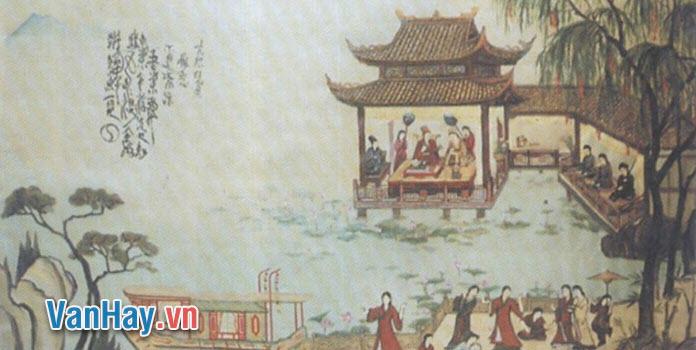 Phân tích đoạn trích Vào phủ chúa Trịnh trích Thượng kinh kí sự của Lê Hữu Trác.