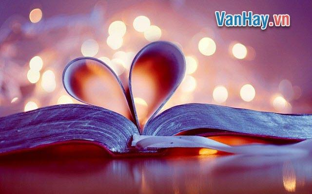 Văn phân tích: Tuyên ngôn của trái tim