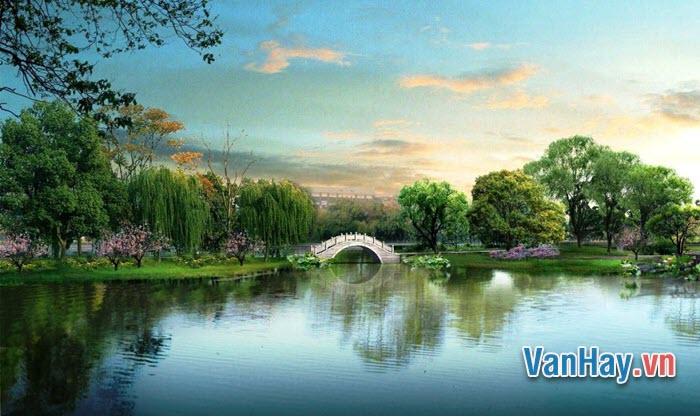 Bình giảng bài thơ Hương Sơn phong cảnh ca cùa Chu Mạnh Trinh