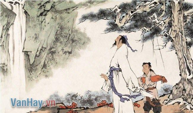 Phân tích: Cảnh thu, tình thu trong hai bài thơ Thu vịnh của Nguyễn Khuyến và Đậy mùa thu tới cùa Xuân Diệu