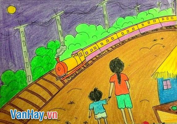 Phân tích hình ảnh thiên nhiên và con người ở phố huyện nghèo lúc chiều trong truyện ngắn Hai đứa trẻ của Thạch Lam (chú ý làm rõ những nét đặc sắc trong nghệ thuật miêu tả của tác giả)