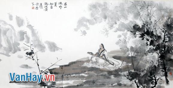 Phân tích bài thơ Hầu Trời của Tàn Đà