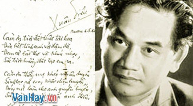 Trình bày ngắn gọn những đặc điểm thơ Xuân Diệu trước Cách mạng tháng Tám 1945