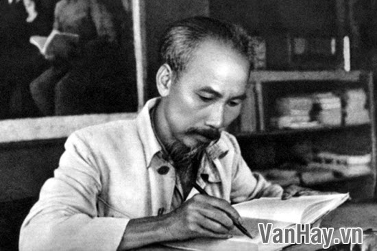 Cảm nhận về sự nghiệp thơ văn của Hồ Chí Minh